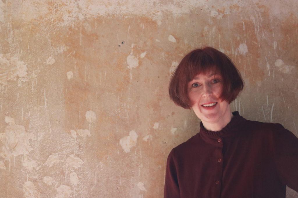 Sängerin und Stimmbildnerin Annette Isenbart